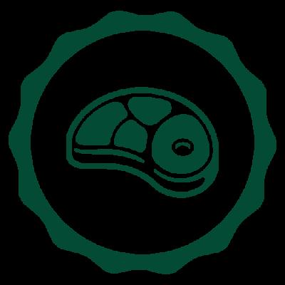 Icon kwaliteitsvlees   Vlees van De Hiedbrink   Braamt   Gelderland